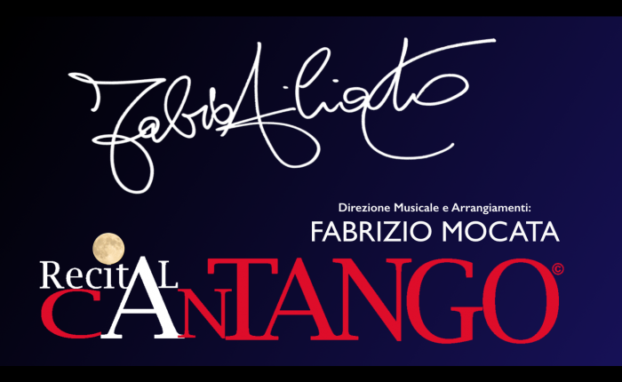 RecitaL CanTANGO - 2016